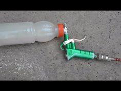 Пескоструй своими руками из пневмо пистолета и пластиковой бутылки от AVTO CLASS - YouTube