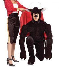 El Toro Spanish Bull Costume
