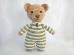 Amigurumi Crochet Patterns for Crochet por HerterCrochetDesigns