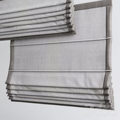 Drapes And Blinds, House Blinds, Shades Blinds, Roman Blinds, Window Curtains, Valance, Store Bateau, Striped Carpets, Curtain Styles