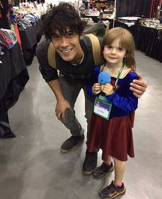 """. """"Making someone else happy is the best gift you can ever give"""" - Bob • • • #bobmorley #bellamyblake #the100"""