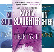 Complete order of Karin Slaughter books in Publication Order and Chronological Order.