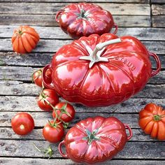 #staub #tomato #gazpacho #cocotte #castiron
