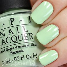 OPI That's Hula-rious swatch from OPI Hawaii via @alllacqueredup