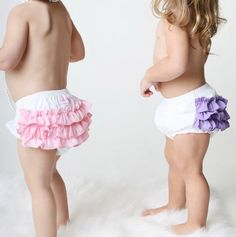 Wave Rufflebutt For Toddlers