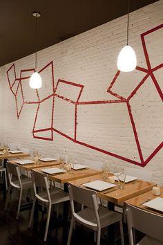 Pizzeria Susanna by Sergio Mannino Studio, New York - Retailand Restaurant Design