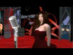 Terrylynn Melody - live at Port mo chalmaig - World AIDS Day 2011 charity concert #SecondLife