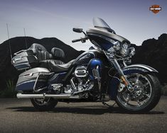 2016 CVO touring limited