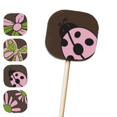 Dark chocolate Easter Lollipop - Richart us online boutique