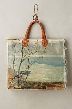 One-of-a-Kind Lakeview Tote - anthropologie.com