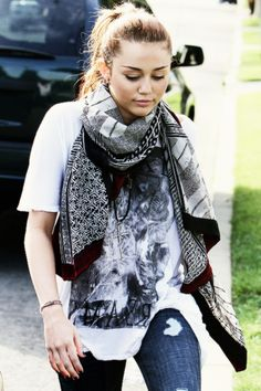 Stand for something or fall for everything..miss classy cyrus :/