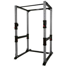 Buy the BodyCraft F430 Power Cage for sale online. Ideal power rack for home gyms, school weight rooms, apartment fitness rooms and training studios.