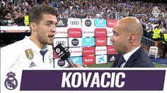 Youtube Impresiones de Kovacic tras la Victoria del Madrid contra Sevilla por 4-1