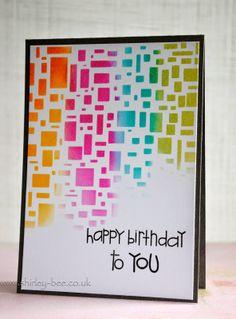 Mosaic Birthday