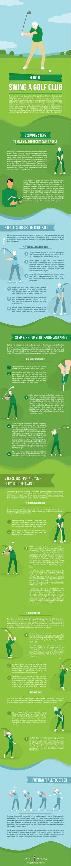 Not sure if you are swinging the golf club correctly? Check out our latest guide on how to swing a golf club and begin hitting the ball consistently every time.