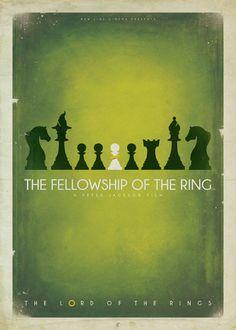Fellowship of the Ring. Patrick Connan