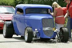 Ford Hot Rod Bild