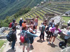 Visita Guida por las Ruinas de Machu Pichu