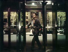 Philip Lorca Di Corcia shooting Stella Tennant