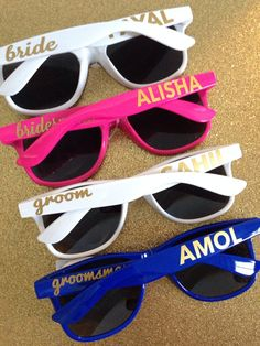 Customizable Solid Colored Wayfarer by SparklePopDesigns on Etsy