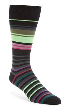 Paul Smith 'Town Stripe' Socks available at #Nordstrom