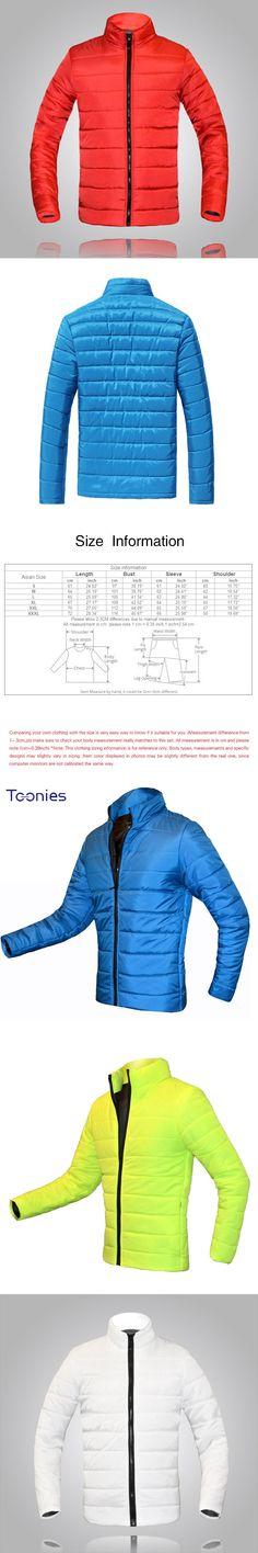 New Winter Mens Jacket Slim Parka Coat Male Solid Color Warm Zipper Chaquetas Hombre Casco Homme Long Sleeve Fashion Tops Parkas