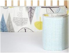 Lolli Living Bumper - In the Woods - In the Woods - Free Shipping