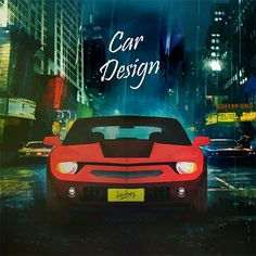 Car Design | DEVBEZ #cardesign #render #conceptcar