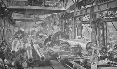 machine shop factory