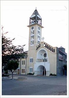 Faro Beauvoir, Puerto Deseado, Provincia de Santa Cruz. Argentina