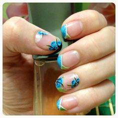 My work - summer nails
