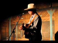 """Dave Stamey performs """"Montana"""" at The Coffee Gallery Backstage 8/22/10"""