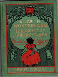 Alice in Wonderland. 900.US. Illustrations: Blanche McManus. -- I think I like this even more than The Adventures in Wonderland, because of the whole idea of the giant chessboard.