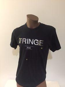 2008 FRINGE FOX TV PROMO Medium Tshirt  PROMOTIONAL Leonard Nimoy  | eBay