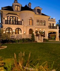 "Huge, Gorgeous House ~  ""The COLOR Is ~ ""CLASS"" ~ And It's Pretty AWESOME"" .."