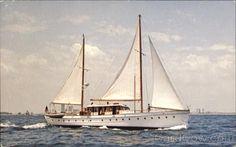 Yacht Mirage