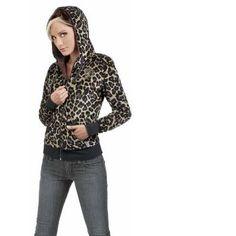 Chaqueta#Moda#Ropa#Leopardo#Fashion#Pussy Deluxe $49.99 € en EMP...  la mayor tienda online de Europa de Merchandising oficial de bandas de Metal, Hard Rock , Heavy, Ropa Gótica , Punk y todo lo que te hace falta para vivir el Rockstyle en toda su dimensión.   EMP Rock Mailorder España