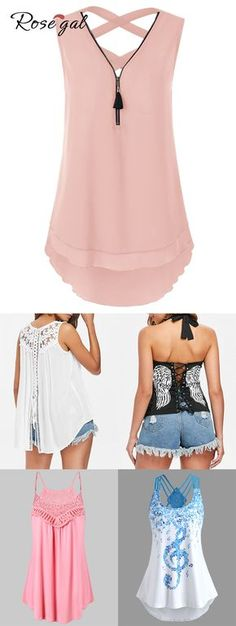 Choose the biggest assortment of females' tops, and start to get fashionable each of your look. Womens Fashion Casual Summer, Summer Outfits Women, Womens Fashion For Work, Women's Summer Fashion, Trendy Fashion, Pretty Outfits, Stylish Outfits, Cute Outfits, Fashion Outfits
