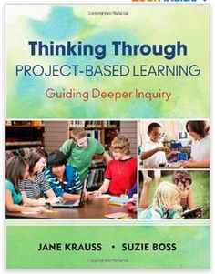 Everything Teachers Need to Know about Project Based Learning- 6 Must Read Books ~ Educational Technology and Mobile Learning