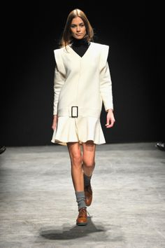 Ipek Arnas at Mercedes-Benz Fashion Week Istanbul Presented By American Express Fall/Winter 2014 #MBFWI
