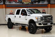 2011 Ford Super Duty F-250 FX4 6.7L Diesel