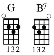Simpler Chords for easier chord progressions