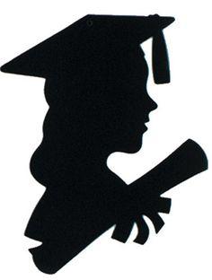 graduation clip art borders graduation cap and diploma free clip rh pinterest com graduation clipart 2017 graduation clipart black and white