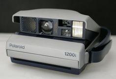 Polaroid 1200i  © Photo by Daniel Wermuth 2012  http://www.wermuthgrafik.ch