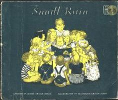Small Rain: Verses from the Bible by Jesse Orton Jones