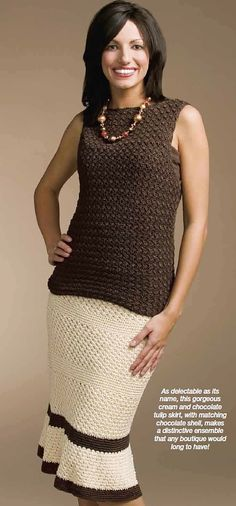 Ravelry: Chocolate Cream pattern by Bendy Carter