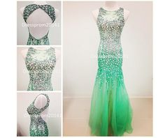 Lace Prom Dress,Long Prom Dresses,Mermaid Prom Dress,Green Prom Dress,Evening Dresses,Party Dresses,Celebrity Dresses,Bridesmaid Dress OK174