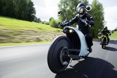 Electric Motorcycle | JOHAMMER e-mobility