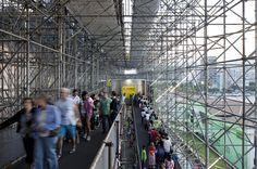 Pavilhão Humanidade 2012 - Rio de Janeiro / Carla Juaçaba + Bia Lessa