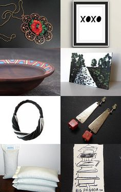 Noir by B H on Etsy--Pinned with TreasuryPin.com